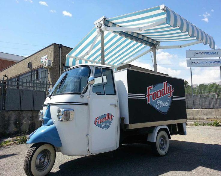 Top 308 best Piaggio images on Pinterest | Street food, Food trucks  IW78