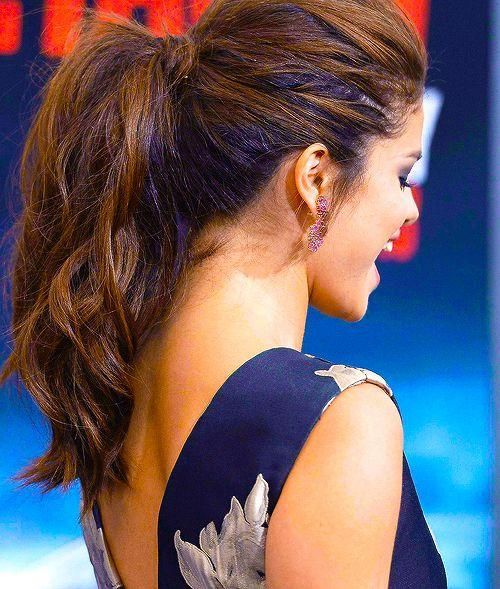 5 Ways to Perfect the Evening Ponytail