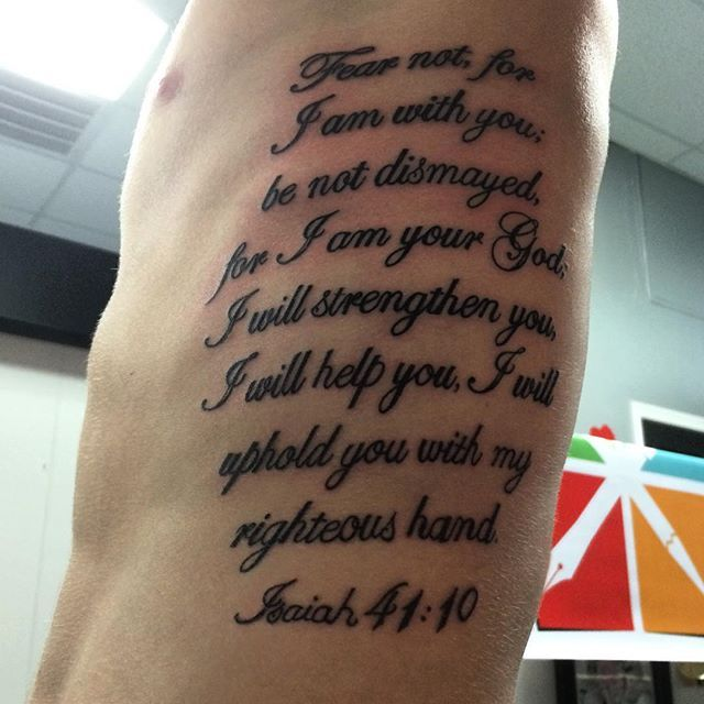The 25+ Best Religious Tattoos Quotes Ideas On Pinterest