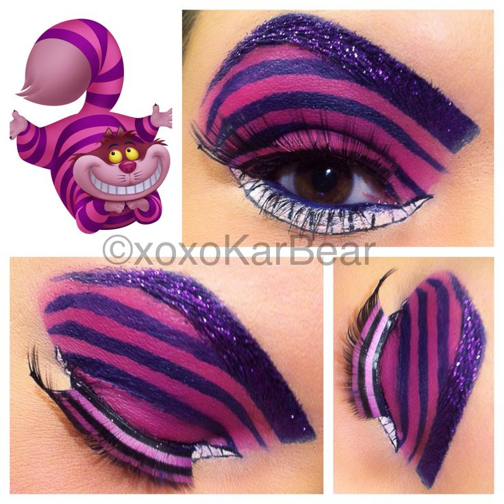 Best 25+ Cat makeup ideas on Pinterest   Cat face makeup, Leopard ...