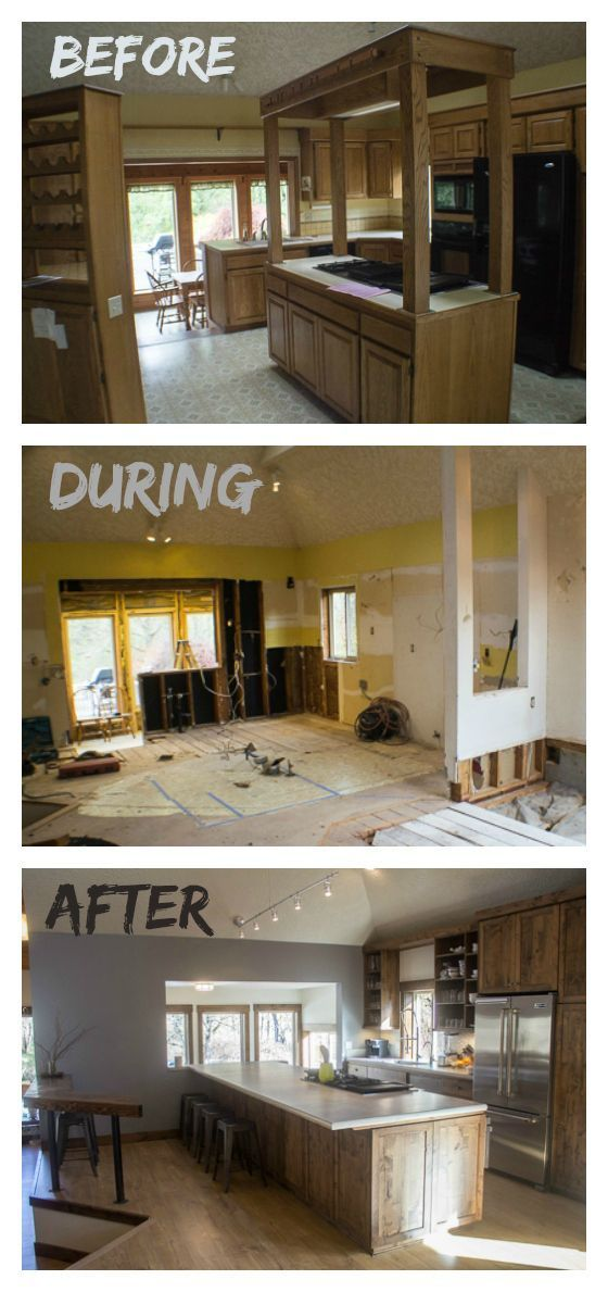 House Remodel Before And After The Reveal Remodelingbeforeandafter