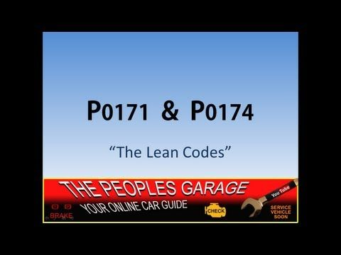 p0174 system too lean bank 2