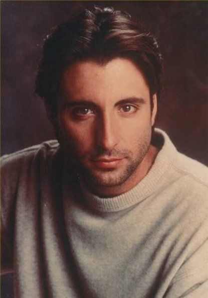 Andy Garcia.  Needless to say, one of the most GORGEOUS Cuban men on the Planet!