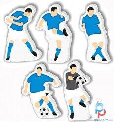 Candelina compleanno 5 giocatori Napoli