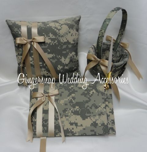 acu military wedding accessories