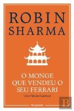 #6 - A book that was originally written in a different language: O Monge que vendeu o seu Ferrari