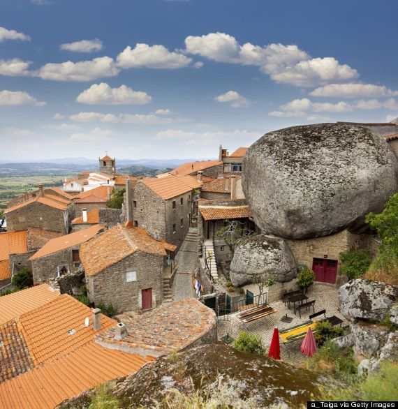 39 the most portuguese town in portugal 39 is a european must see facts construction and places. Black Bedroom Furniture Sets. Home Design Ideas