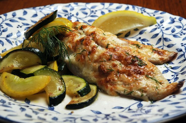 Even people who do not like fish enjoy this dish. Although it's quick to make it tastes like it takes a lot of preparation. Test kitchen tip: Feel free to use any thin light fish fillet. We enjoyed this with yellow tail snapper.<br /> <br /> • 1 / 2 cup mayonnaise<br /> <br /> • 1 / 2 cup parmesan cheese<br /> <br /> • 4 (8-ounce) tilapia fillets<br /> <br /> • Salt and fresh-ground black pepper, to taste<br /> <br /> • 2 tablespoons fine-chopped fresh dill, cilantro or parsley<br /> <br…