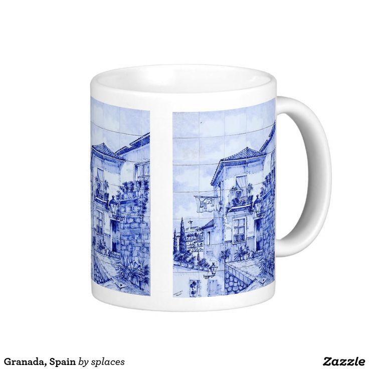 Granada, Spain Coffee Mug
