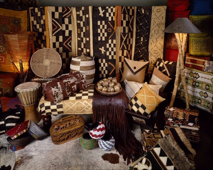 african furniture and decor. So Many Authentic African Artisan Textiles To Choose Furniture And Decor D