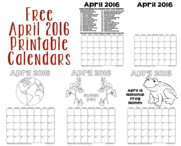 April Calendar Questions : Best images about printable crafts and activities on