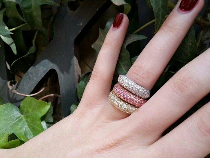 Jenna Clifford stackable rings