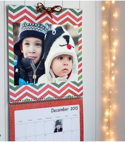 Shutterfly: Free 8×11 Personalized Photo Calendar (just pay shipping)