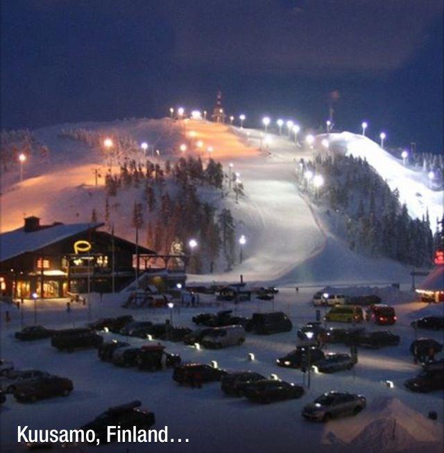 Finland, Kuusamo