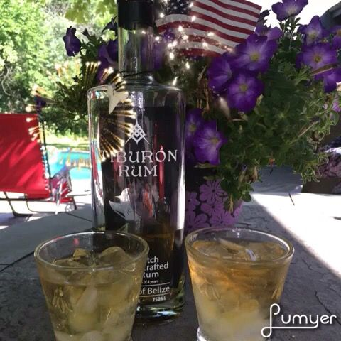 Happy 4th of July from Tiburon rum!!