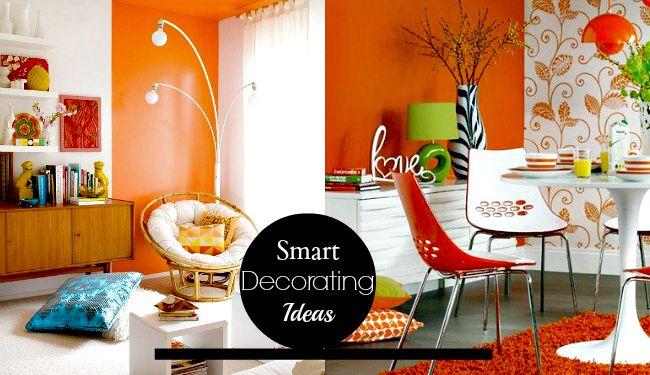 Το κατάλληλο χρώμα για να πετύχεις την πιο φωτεινή και καλοκαιρινή διακόσμηση στο σπίτι σου είναι φυσικά, το πορτοκαλί. Της Ρενέ Σιδέρη Οι απαλές αλλά και πιο έντονες αποχρώσεις του σου δίνουν τη δυνατότητα να δημιουργήσεις ένα φρέσκο αποτέλεσμα σε κάθε χώρο του σπιτιού. Μπορείς να χρησιμοποιήσεις το πορτοκαλίσε μεγάλες επιφάνειες, βάφοντας κάποιον τοίχο, σε [...]