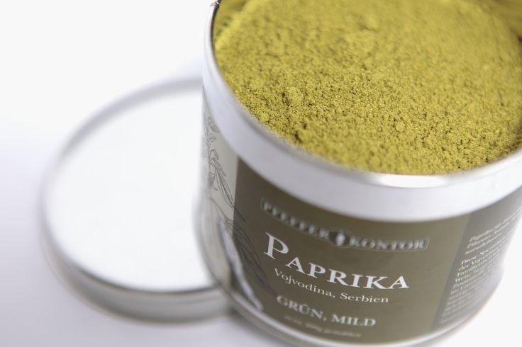 Pfefferkontor - Paprika Grün