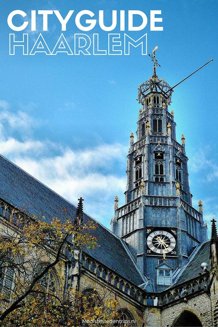 Heb je zin in een heerlijk weekendje weg? Ga naar Haarlem! Bekijk alle tips over winkelen, eten en overnachten in Haarlem | Mooistestedentrips.nl