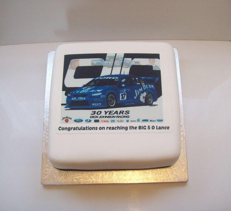 Race car cake 12 inch $199