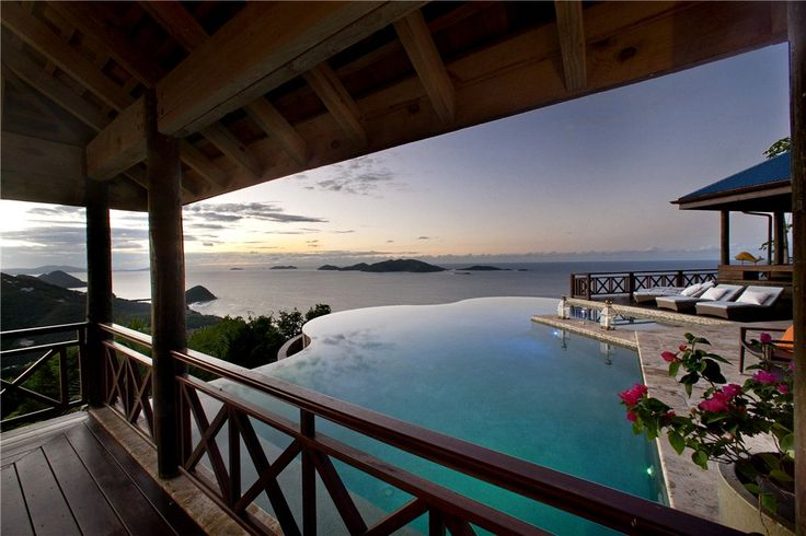 British Virgin Islands- wee hoose...