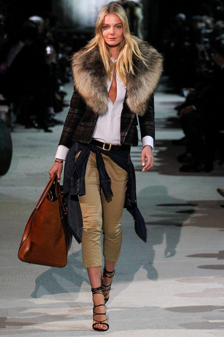 Dsquared2 Menswear Oto�o-Invierno 2015