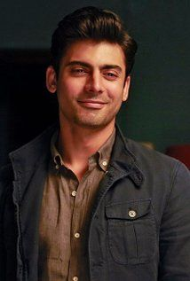 Taminas boys Fawad Khan looks so cute!