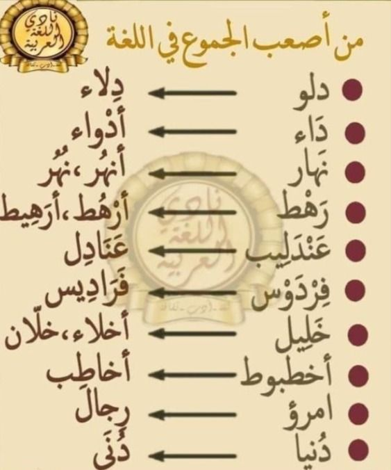 Pin On Arabic Learning Course