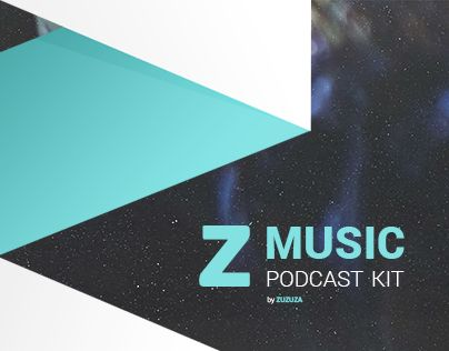 "Check out new work on my @Behance portfolio: ""Z Music - Podcast Kit"" http://on.be.net/1E1FAgZ"
