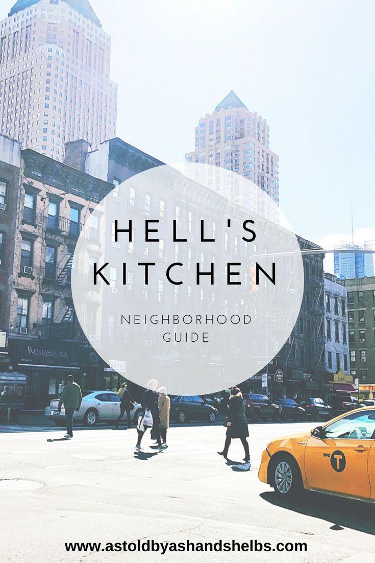 Neighborhood Guide   Hell's Kitchen