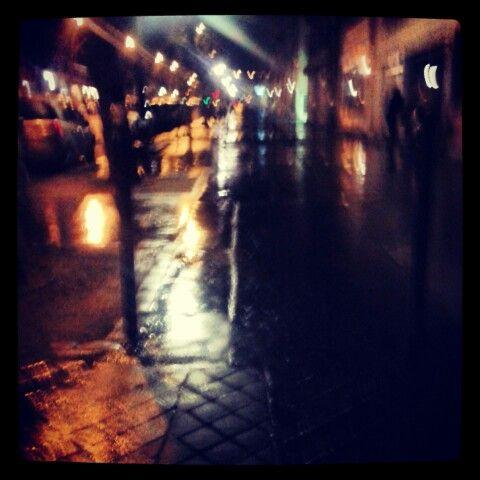Night time, my time ;-) #Paris