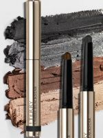 Could this be the answer for my waterline? The Metallic Eyeshadow To End All Metallic Eyeshadows #refinery29
