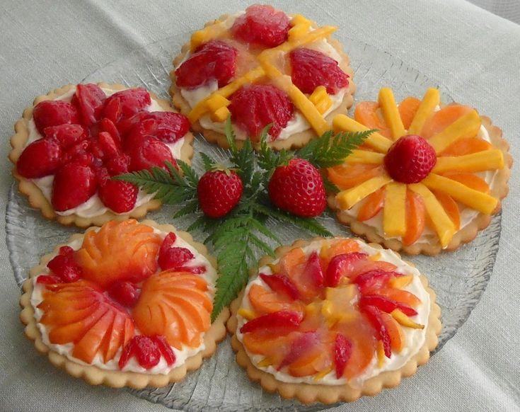 Summer Solstice Fruit Pizza