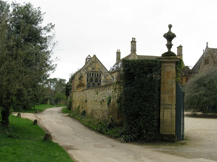 On the way to Hidcote Bartrim.
