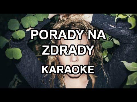 Ania Dąbrowska - Porady na zdrady (dreszcze) [karaoke/instrumental] - Polinstrumentalista - YouTube