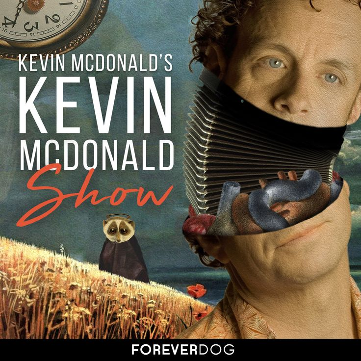 Kevin McDonald (The Kids In The Hall) performs a live variety hour that features famous friends, musical acts, new sketches, and uninhibited tomfoolery!