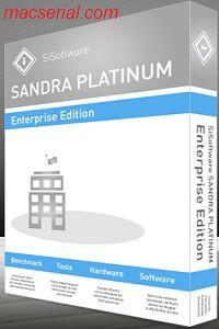 SiSoftware Sandra 2017 Crack & Serial Key Free Download