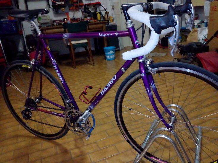 Bici da corsa BASSO VIPER,ottimo stato di conservazione 1995