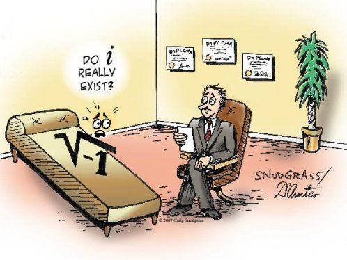 ins'Pi're math: Math Humour & Comics