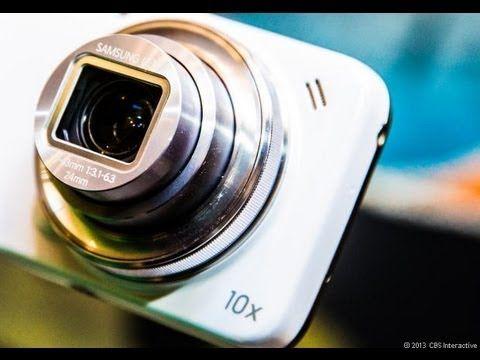 ▶ Samsung Galaxy S4 Zoom - YouTube