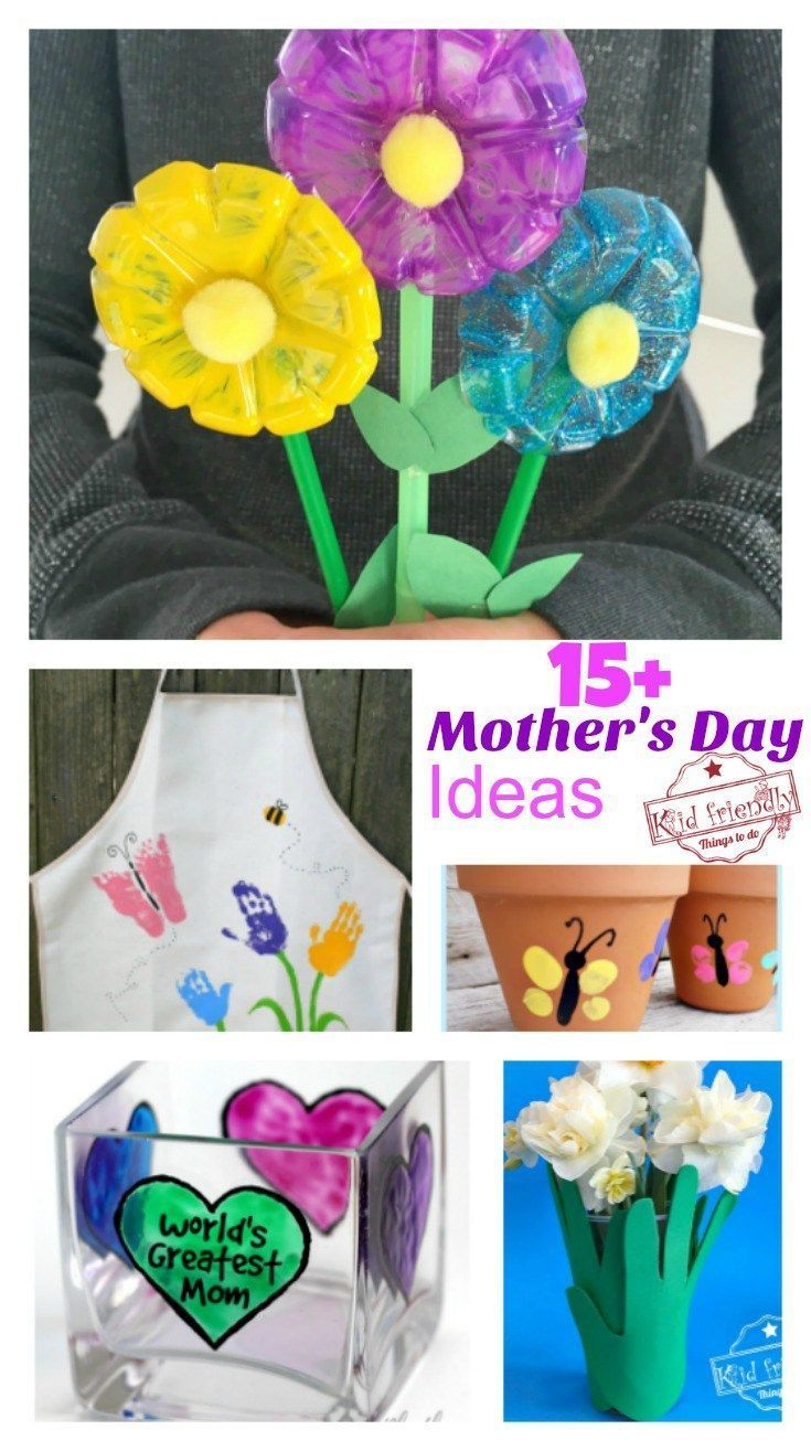 mothers day craft ideas - 735×1315