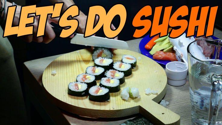 fare il sushi è semplice se hai gli attrezzi giusti e se sai come farlo #sushi #troppotogo #sito #online #attrezzi #sashimi #pesce #crudo #tutorial #diy #doityoursel #idee #salmone #avocado #tonno #tekka #machi #uromaki