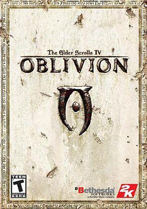 The Elder Scrolls IV: Oblivion. Best Game Ever!