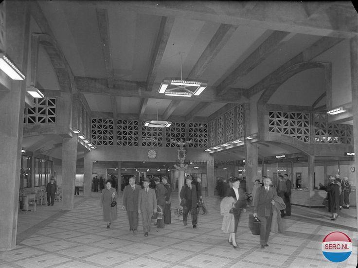 Station Arnhem (jaartal: 1954) - Foto's SERC