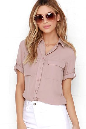 Huge selection of cute short sleeve tops including blouses, crop tops, tunics, off the shoulder tops and more. Free shipping and free returns.