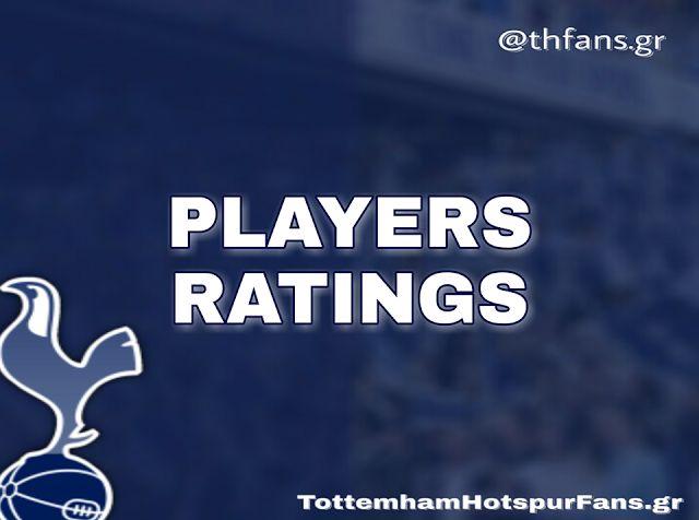 Οι καθιερωμένες βαθμολογίες των παικτών βάση πάντα την άποψη του αρθρογράφου μας. Τρομερή νίκη για την ομάδα μας απέναντι στην Everton εχθέ...