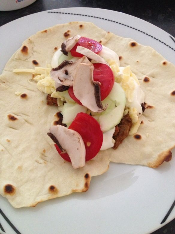 Wraps and heaps of other recipes