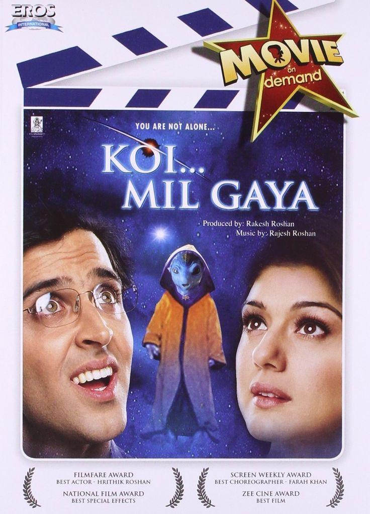 Koi...Mil Gaya: dvd