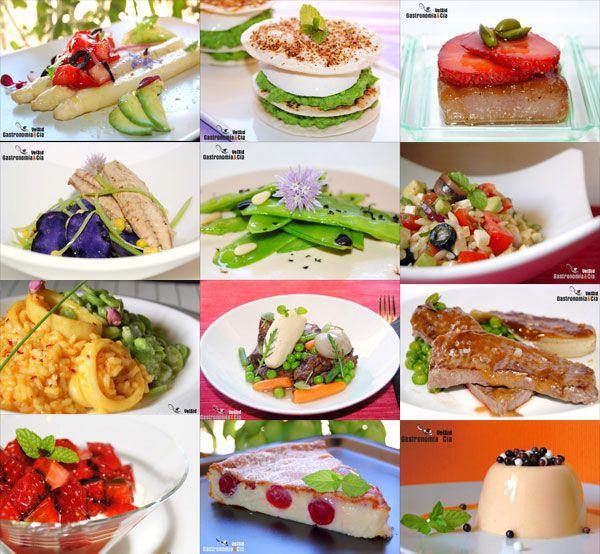 Mejores 17 im genes de cocinar en pinterest recetas para for Platos para aperitivos