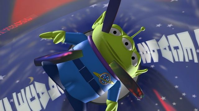 The Claw ! Toy Story Alien | vintage toys | Pinterest ...  Toy