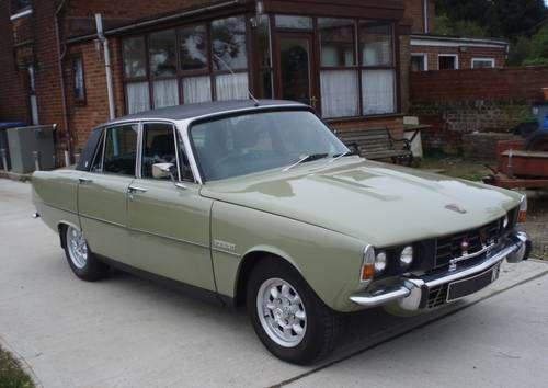 Rover P6 3500 (1974)